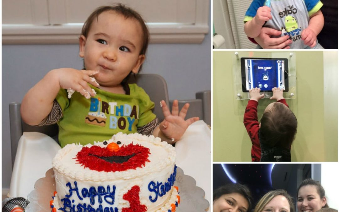 Age 1: Your Child's First Visit to the Pediatric Dentist