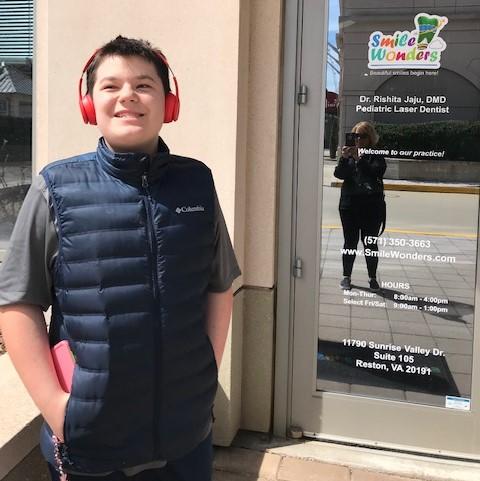 Patient Spotlight: Meet Dylan!